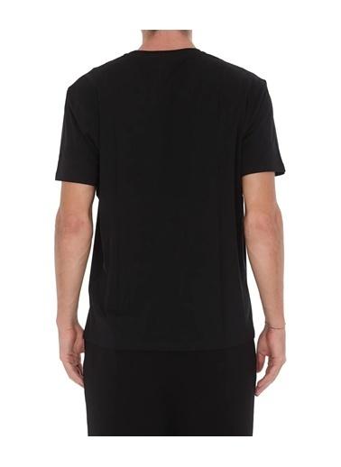 Givenchy GIVENCHY ERKEK T-SHIRT BM70YN3002-001 Siyah